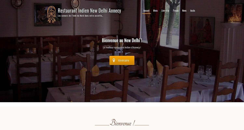 New Delhi Annecy